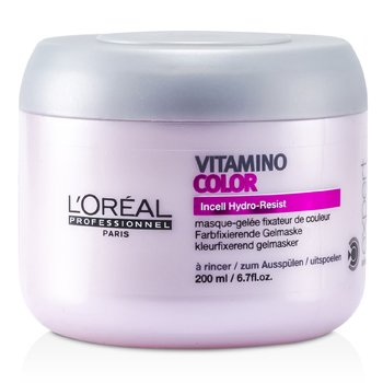 L'Oreal Professionnel Expert Serie - Vitamino Boyalı Saçlar İçin Jel Maske  200ml/6.7oz