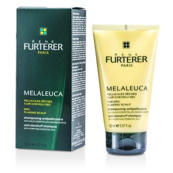 Rene Furterer Melaleuca  Champ� Anticaspa ( Cabello Seco, Cuero cabelludo escamas )  150ml/5.07oz