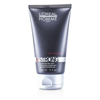 L'Oreal Professionnel Homme Strong - Gel Fijador Fuerte  150ml/5oz