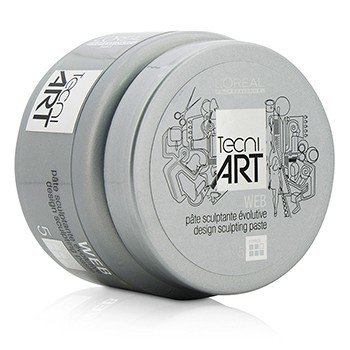 L'Oreal چسب حالت دهنده قوی Professionnel Tecni.Art A Head Web  150ml/5oz
