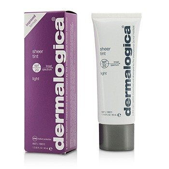 Dermalogica Sheer Tint Moisture SPF20 - Light (Exp. Date 05/2017)  40ml/1.3oz