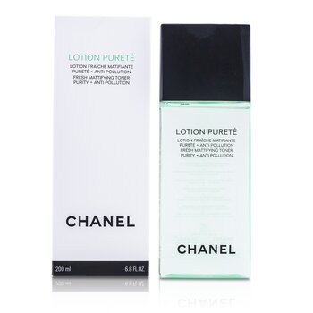 Chanel Precision Loción Purete Fresh  Tónico Matificante  200ml/6.8oz
