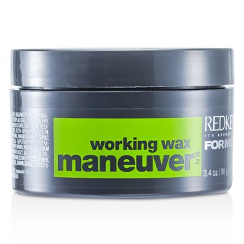 Redken Men Maneuver Working Wax - Cera Moldeadora Hombre  100ml/3.4oz