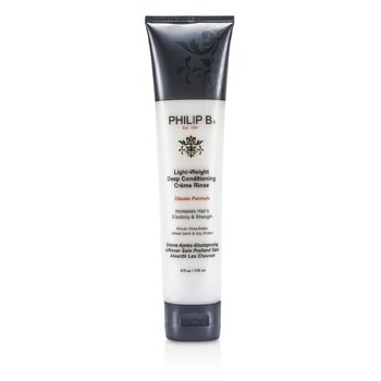 Philip B Light-Weight Deep Conditioning Creme Rinse (Classic Formula)  178ml/6oz