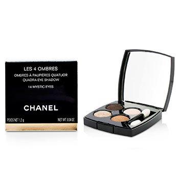 Chanel 4 Kölgə Göz Makiyajı - № 14 Mistik Gözlər 164140  4x0.3g