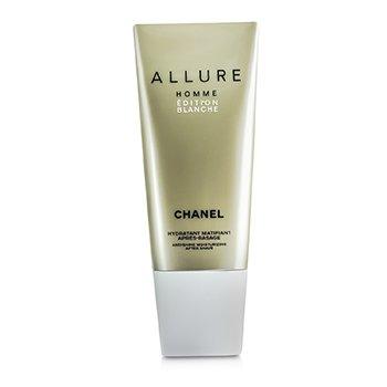 Chanel Allure Homme Edition Blanche Crema Para Después de Afeitar Anti Brillo (Hecha en USA)  100ml/3.4oz
