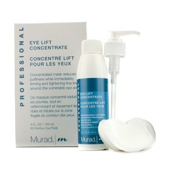Murad Professional Eye Lift Concentrate (with 80 Contour Pads)  100ml/4oz