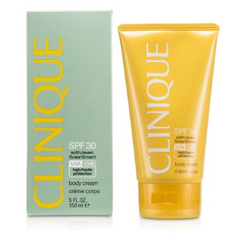 Clinique Creme Para Corpo SPF 30 UVA/ UVB  150ml/5oz
