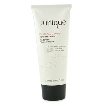 Jurlique Tratamento p/ as mãos antiidade  Purely Age-Defying   100ml/3.5oz