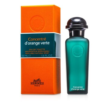 Hermes D'Orange Verte Eau De Toilette Recambioable Spray  50ml/1.6oz