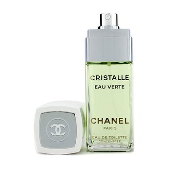 Chanel Cristalle Eau Verte Eau De Toilette Concentree Spray  100ml/3.4oz