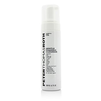 Peter Thomas Roth Espuma de limpeza suave  200ml/6.7oz