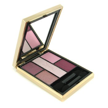 Yves Saint Laurent Ombres 5 Lumieres ( 5 Colores Ojos Arm�nicos ) - No. 02 Indian Pink  8.5g/0.29oz
