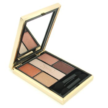 Yves Saint Laurent Ombres 5 Lumieres (5 Colour Harmony for Eyes) - No. 03 Tawny  8.5g/0.29oz
