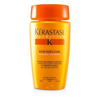 Kerastase Kerastase Nutritive Bain Oleo-Curl Curl Definition Şampun  250ml/8.5oz