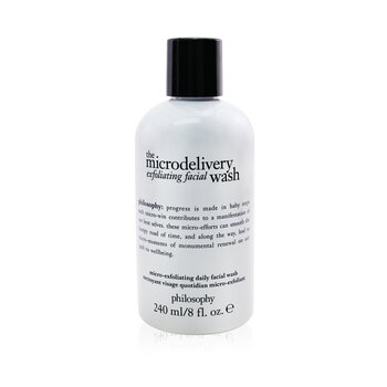 Philosophy The Microdelivery Micro-Massage Exfoliating Wash  236.6ml/8oz