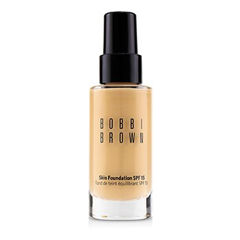 Bobbi Brown Skin Foundation SPF 15 - # 3 Beige  30ml/1oz