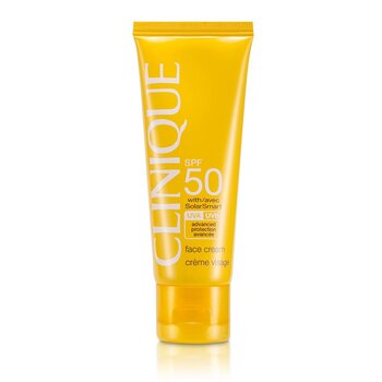 Clinique Sun SPF 50 Krim Wajah UVA/UVB  50ml/1.7oz