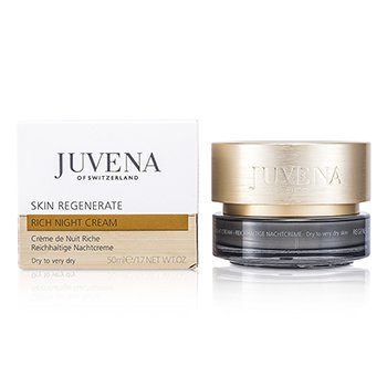 Juvena Regenerate & Restore Rich Night Cream - Very Dry to Dry Skin  50ml/1.7oz