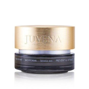 Juvena Prevent & Optimize Crema Noche - Piel Sensible  50ml/1.7oz