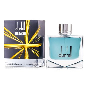Dunhill Męska woda toaletowa EDT Spray Dunhill Black  100ml/3.4oz