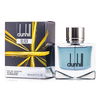 Dunhill Męska woda toaletowa EDT Spray Dunhill Black  50ml/1.7oz