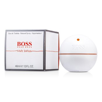 Hugo Boss In Motion White Eau De Toilette Spray  40ml/1.3oz