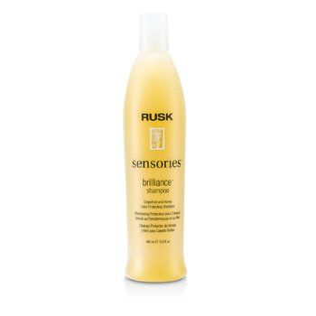 Rusk Sensories Brilliance Grapefruit and Honey Color Protecting Shampoo  400ml/13.5oz