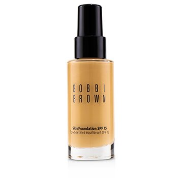 Bobbi Brown Skin Foundation SPF 15 - # 4.5 Warm Natural  30ml/1oz