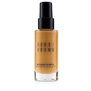 Bobbi Brown Skin Foundation SPF 15 - # 5 Honey  30ml/1oz