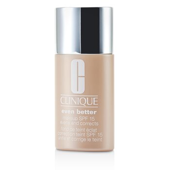 Clinique Podkład w płynie do skóry suchej mieszanej i tłustej Even Better Makeup SPF15 (Dry Combination to Combination Oily) - No. 06/ CN58 Honey  30ml/1oz