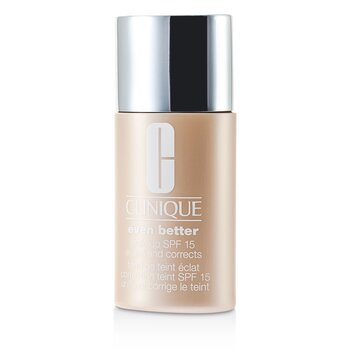 Clinique Even Better Makeup SPF15 (Dry Combination to Combination Oily) - No. 01/ CN10 Alabaster  30ml/1oz