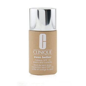 Clinique Base Even Better Makeup SPF15 ( Seca, mista a oleosa  ) - No. 04/ CN40 Creme Chamois  30ml/1oz