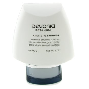 Pevonia Botanica Micro-Emulsified Anti-Stress Massage Oil  150ml/5oz