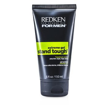 Redken Men Stand Gel Fijador Toque Extremo ( Control Máximo )  150ml/5oz