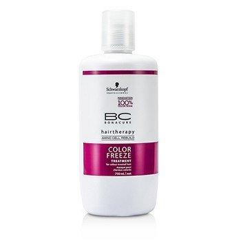 Schwarzkopf BC Color Freeze Treatment - For Coloured Hair (Exp. Date: 07/2017)  750ml/25.5oz