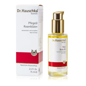 Dr. Hauschka Aceite Corporal Rosa  75ml/2.5oz