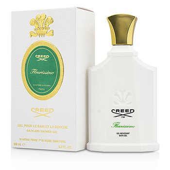Creed Fleurissimo Bath Gel  200ml/6.8oz