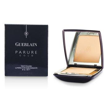 Guerlain Parure Gold Rejuvenating Gold Radiance Base Maquillaje Rejuvenecedora SPF 10 - # 02 Beige Clair  9g/0.31oz
