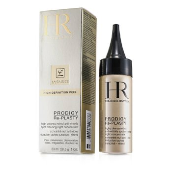Helena Rubinstein Prodigy Re-Plasty High Definition Peel High Potency Retinol -  Concentrado Exfoliador Noche  30ml/1oz