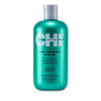 CHI Curl Preserve System Shampoo  300ml/12oz