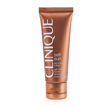 Clinique Self-Sun Face Tinted Lotion  50ml/1.7oz