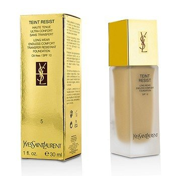 Yves Saint Laurent Base Teint Resist Long Wear Transfer Resistant SPF10 ( S/ óleo ) - #05 Peach  30ml/1oz