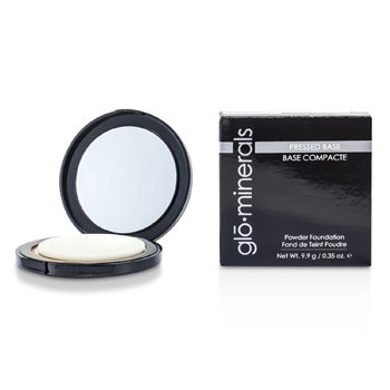 GloMinerals GloPressed Base (Powder Foundation) - Natural Dark  9.9g/0.35oz