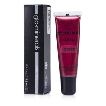 GloMinerals GloLiquid Lips - Desire  11.8ml/0.4oz