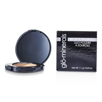 GloMinerals GloBrow Powder Duo - Brown  1.1g/0.04oz