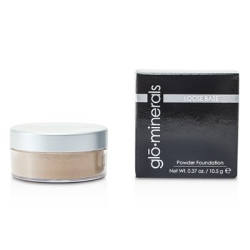 GloMinerals GloLoose Base (Powder Foundation) - Golden Light  10.5g/0.37oz