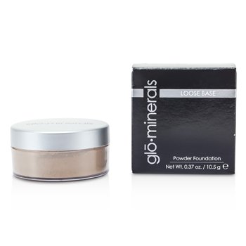 GloMinerals GloPolvos Sueltos Base ( Polvos Base Maquillaje ) - Golden Medium  10.5g/0.37oz