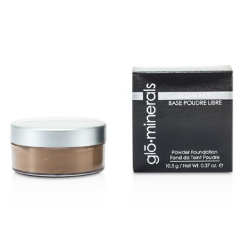 GloMinerals GloLoose Base (Powder Foundation) - Honey Medium  10.5g/0.37oz
