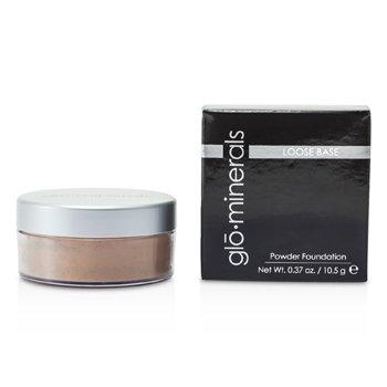 GloMinerals GloPolvos Sueltos Base ( Polvos Base Maquillaje ) - Beige Medium  10.5g/0.37oz